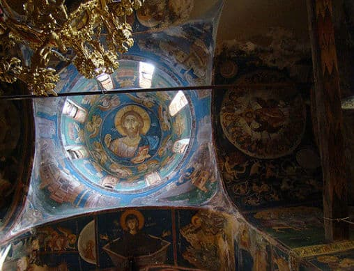 Молитва пред иконою Тихвинской