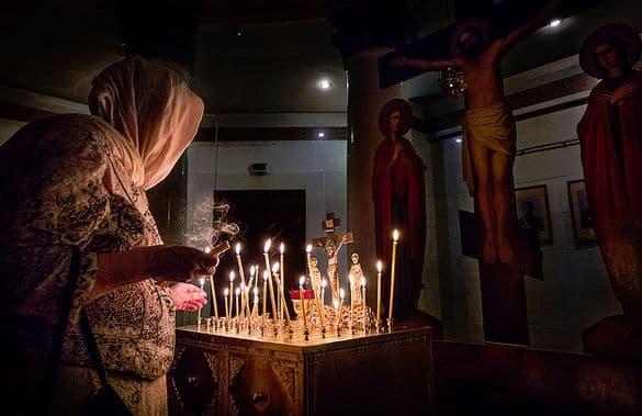 Молитва Преподобному Иоанну Дамаскину