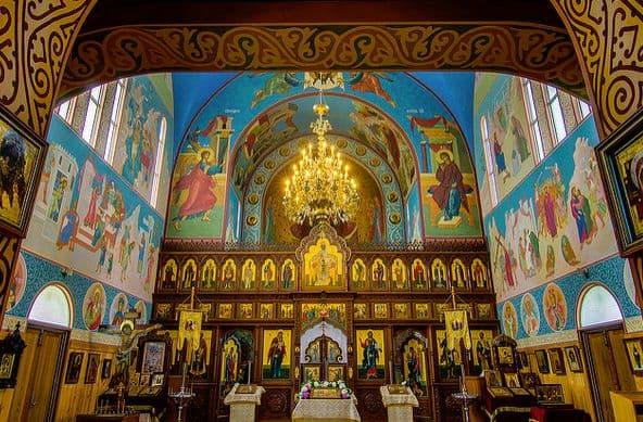 Молитва Преподобному Сергию игумену Радонежскому