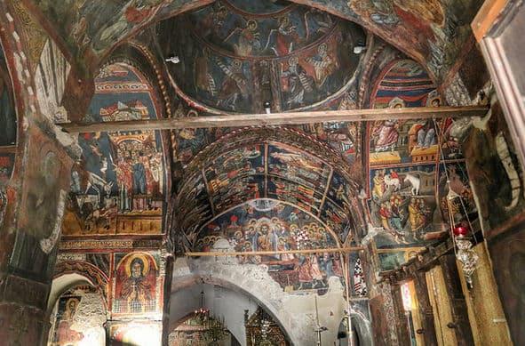 Молитва Преподобномученику Корнилию Псково-Печерскому