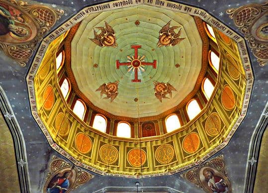 Молитва Преподобным Кириллу и Марии, родителям преподобного Сергия Радонежского