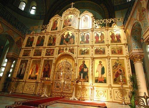 Молитва Пресвятой Богородице перед Ее иконой Умягчение Злых Сердец, или Семистрельная