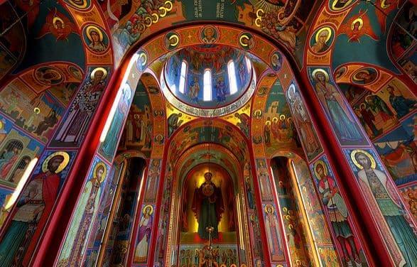 Молитва Пресвятой Богородице в честь Ее иконы Троеручица