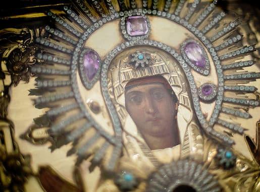 Молитва Пресвятой Богородице в честь Ее иконы Всецарица (Пантанасса)