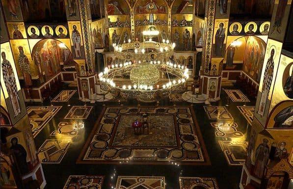 Молитва Пресвятой Владычице нашей Богородице и Приснодеве Марии
