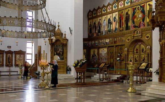 Молитва при опасности потопления Преподобным Зосиме и Саватию Соловецким чудотворцам