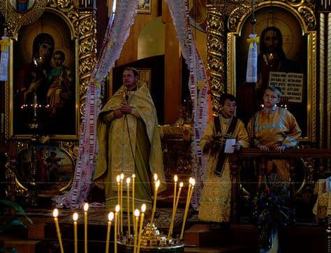 Молитва Святителю Николаю