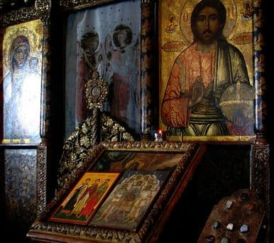 Молитва Святому великомученику и Победоносцу Георгию