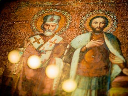 Молитва Святым чудотворцам и бессребреникам, мученикам Киру и Иоанну