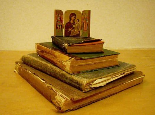 Молитва Святым равноапостольным Кириллу и Мефодию