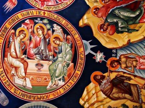 Mолитва всем святым, в земле Российской просиявшим