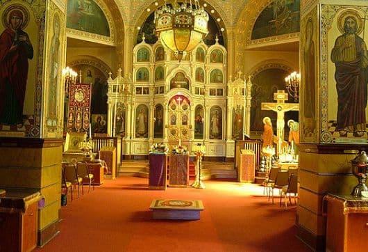 Молитва за благодетелей, особенно руководивших к добродетели