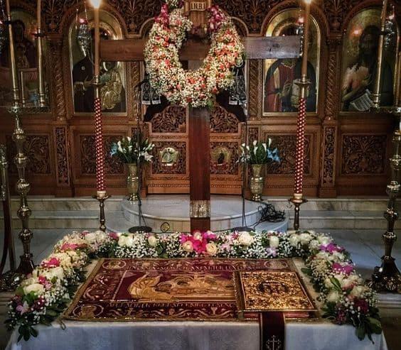 Молитвы Святых к Божией Матери