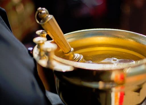 О литургии преждеосвященных даров