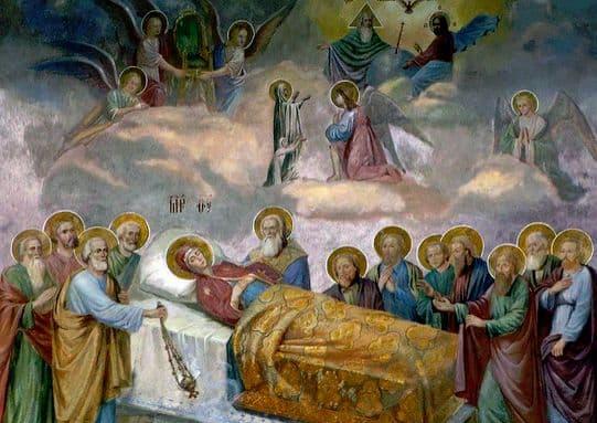 О воскресении мертвых