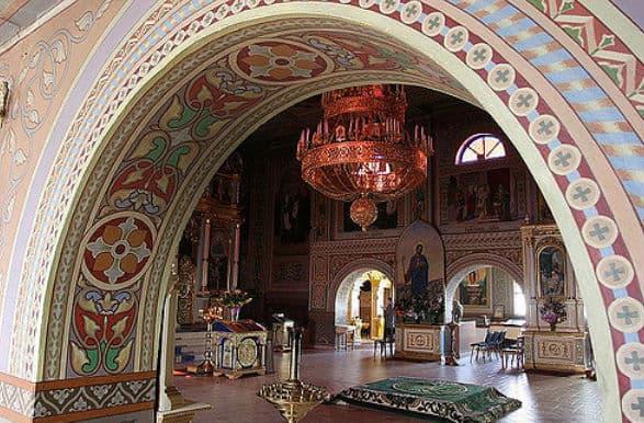 Обновление храма Воскресения в Иерусалиме