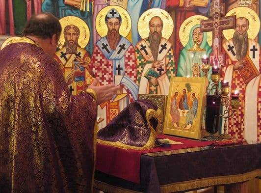 Печать Христа и печать Антихриста