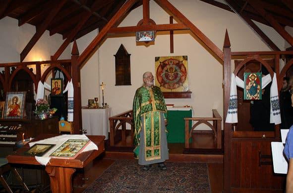 Первый цикл годичного круга воскресных литургийных евангельских чтений