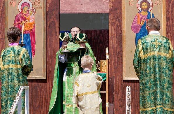 Почему Церковь молится о водных источниках