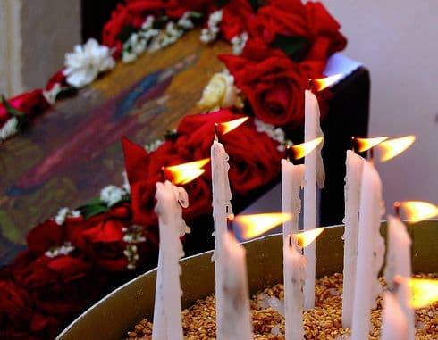 Православные свечи