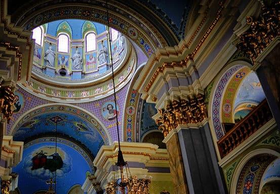 Праздники в честь Всех святых и Всех русских святых