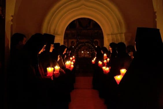 Прибытие Христа Спасителя В Галилею