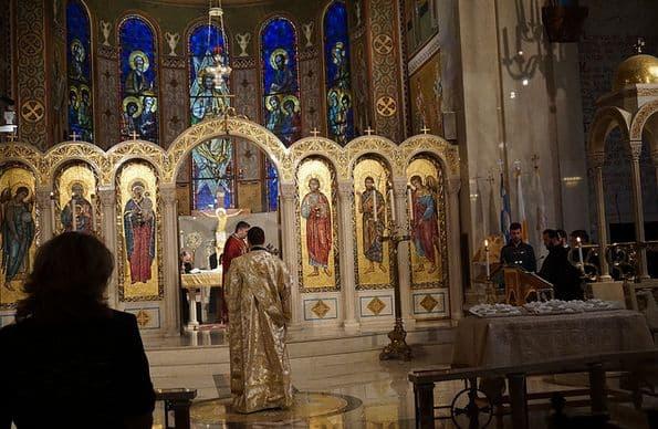 Причины раскола между Церквями