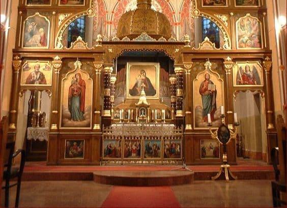 Происхождение божественной литургии