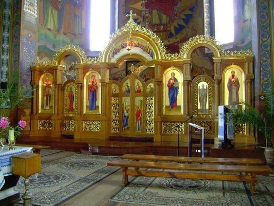 Происхождение и история евхаристии