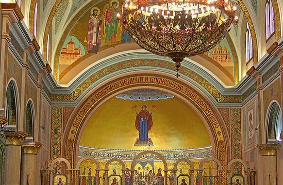 Происхождение литургии