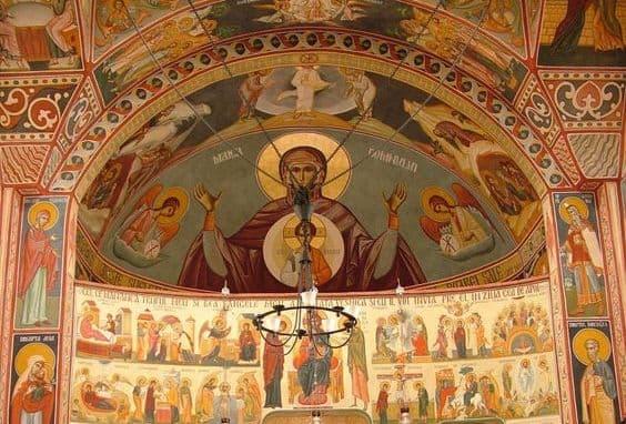 Рай и ад в церковной жизни