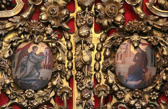 Молитва к Богородице перед Ее иконой Скоропослушница (молитва от рака)