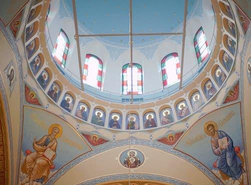 Раскрытие природы Церкви в образных сравнениях