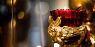 Священные предметы, употребляемые при богослужении