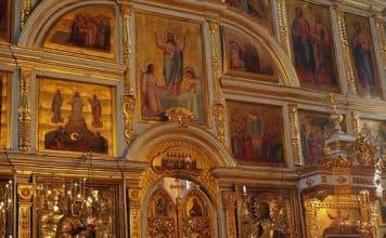 Святые иконы в четвертом столетии