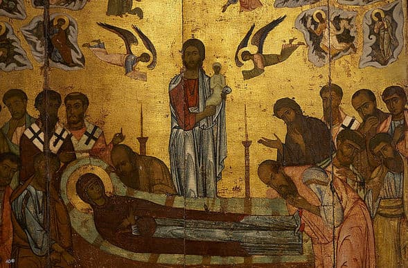 Учение Церкви о таинстве евхаристии