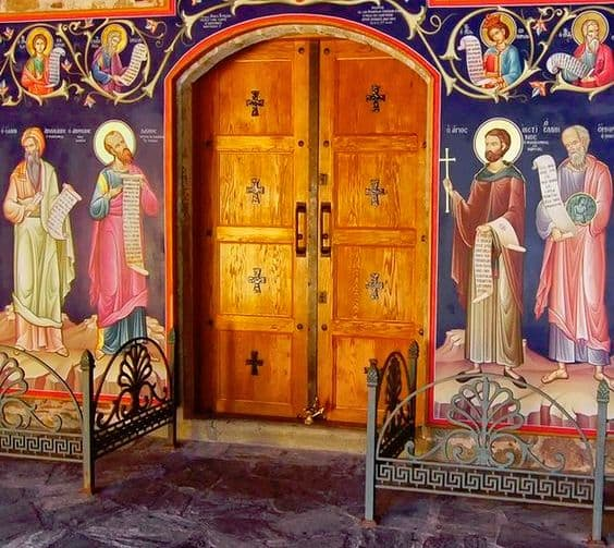 Учение Церкви об освящении Святых Даров