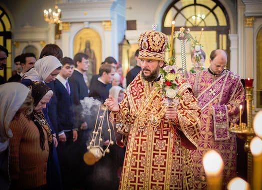 Великое повечерие с каноном Андрея Критского