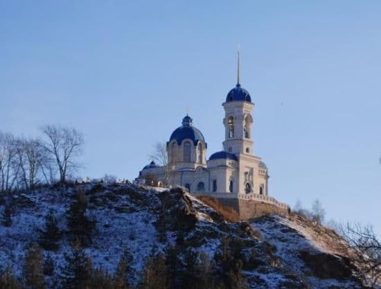 Богослужение от Дня Пятидесятницы до конца церковного года