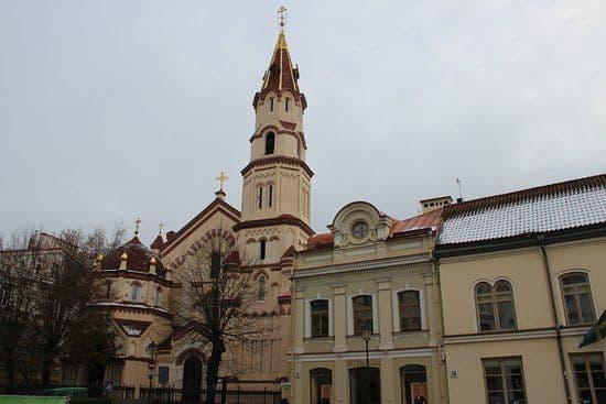 Литургия по чину святых Иоанна Златоуста и Василия Великого