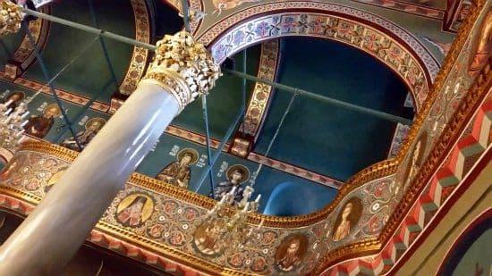 Архитектура православного храма