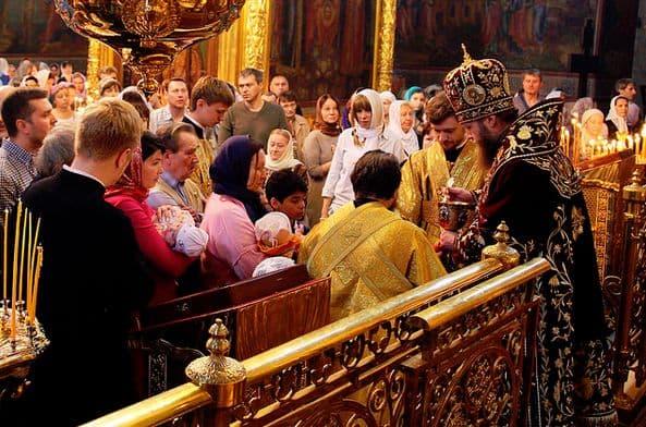 Царственное священство в православии