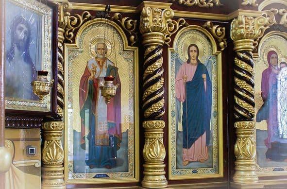 Избранные тексты из посланий апостола Павла