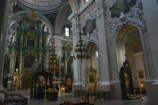 Отпевание и погребение священников и архиереев