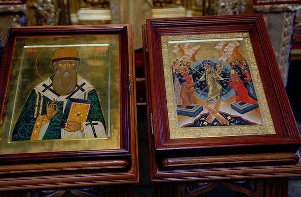 Полный сборник канонов и молитв святителю Николаю, архиепископу Мирликийскому