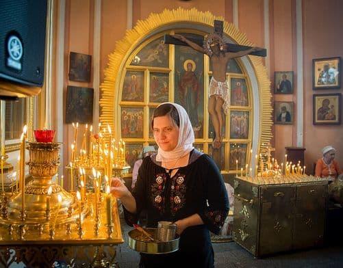 Постные рецепты старорусской кухни