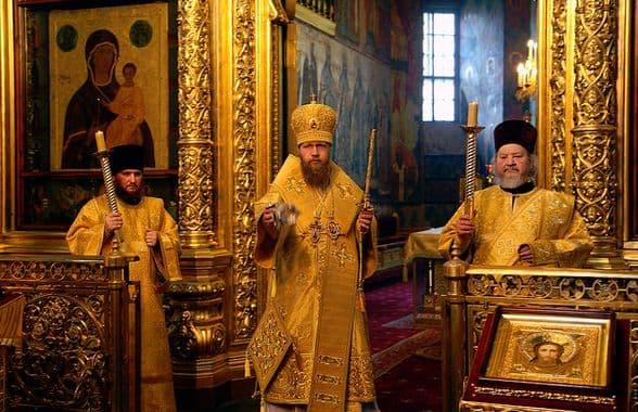 Сборник канонов Честному и Животворящему Кресту