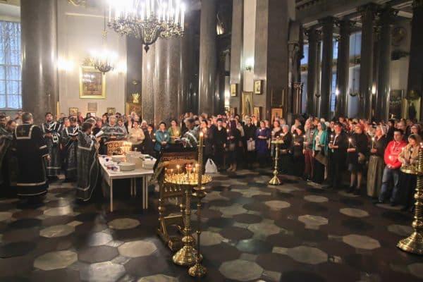 Действие Елеосвящения в православии