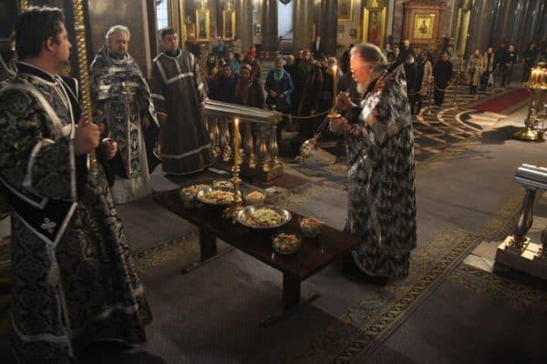 Покаяние перед Таинством Елеосвящения