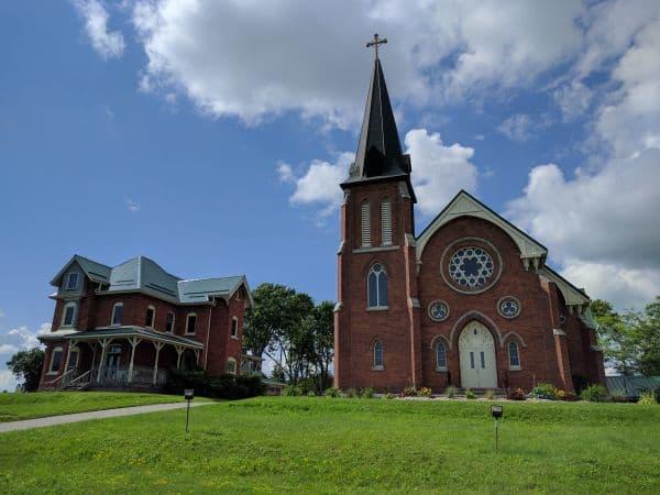 Служение в предпразднство или попразднство с малым святым